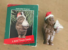 A Kiss From SANTA Hershey's Candy Hallmark Keepsake Christmas Ornament in Box