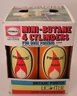 NOS 1970s Primus 4 Boxed Mini Butane Cylinders for Camp Stove Lite Pickup Only2