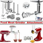 For KitchenAid Stand Mixer Accessories Food Grinder Attachment Meat Stuffer USA