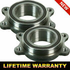 2pcs Front Rear Wheel Hub Bearing Assembly For Audi A4 A5 A6 RS5 S4 S8 SQ5 w ABS