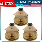 3 Spindle Assembly For John Deere Mower Tractor AM124511 STX46 STX38 Black Deck