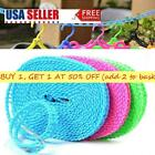 5m Clotheslines Outdoor Travel Clothesline Laundry Non slip Clothes Line Rope