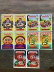 """2021 Topps Garbage Pail Kids Exclusive Trading Cards Checklist - Comic Con """"Oh the Horrible!"""" 19"""