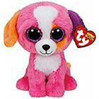 TY BEANIE BOO AUSTIN THE DOG CLAIRE'S EXCL. MWMT 6 INCHES