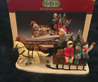 Lemax Village Collection Sleigh Ride #33091