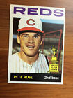 Pete Rose Baseball Cards, Rookie Card and Autographed Memorabilia Guide 10