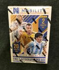 2017 Panini NOBILITY Soccer Sealed Hobby Box (2 autos)! High end Messi? Pele?