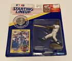1991 KEN GRIFFEY, JR. Seattle Mariners STARTING LINEUP MLB + Collector Coin