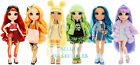NEW Rainbow High Fashion Dolls with 2 Outfits Choose your Character