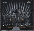 Game of Thrones Season 8 Trading Card Box and an Album TWO ITEMS