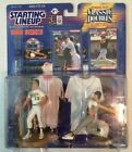 1998 Starting Lineup Classic Double Jose Canseco Mark McGwire Oakland