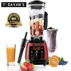 Heavy Duty Commercial Blender Touch Screen