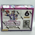 2020 Panini Contenders Draft Picks College Football Cards Hobby Box 6 Autos Per