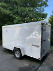 enclosed cargo trailer 6x12