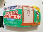1991 Starting Line Up Headline Collection Jerry Rice San Francisco 49ers