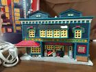 Lemax Village Jukebox Junction Collection 1998 MR C'S PAINT & HARDWARE 85301