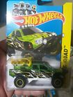 2014 HOT WHEELS SANDBLASTER SUPER TREASURE HUNT ERROR with ROLL CAGE LOOSE