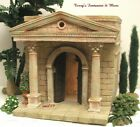 FONTANINI ITALY 5 TEMPLE 1999 NATIVITY VILLAGE BUILDING NATIVITY 50219 MIB