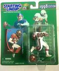1998 Jerry Rice San Francisco 49ers Starting Lineup in pkg with Football Card