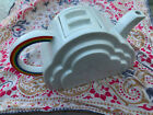 Vandor Imports Teapot White Clouds and Rainbow Novelty Teapot