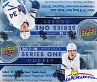 2017 18 UD Series 1 Hockey Factory Sealed 24 Pack Retail Box-6 Young Guns+Jersey