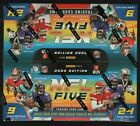 2020 Panini NFL Five Trading Card Game SEALED BOOSTER BOX - 24 PACKS - BURROW?