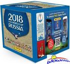 2018 Panini FIFA World Cup MASSIVE 50 Pack Sticker Box-250 Stickers-MBAPPE RC YR