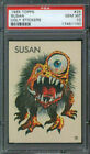 1965 Topps Ugly Stickers Trading Cards 28
