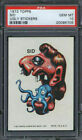 1973 Topps Ugly Stickers Sid PSA 10