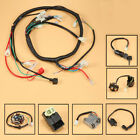 For GY6 125CC 150CC Electric Wiring Harness Kit Stator ATV Quad Scooter Part USA