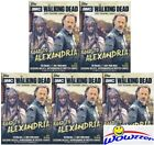 (5) 2018 Topps AMC The Walking Dead: Road to Alexandria HUGE Blaster Box-5 HITS