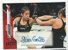 2020 Topps UFC Striking Signatures MMA Cards 27