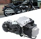 150CC GY6 743 Scooter ATV Go Kart Moped Motor CVT 4 Stroke Engine Set Short Case