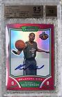 2008 BOWMAN CHROME RED REFRACTOR AUTO 4 5 RUSSELL WESTBROOK RC BGS 9.5 10💎💦🔥