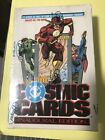 1991 IMPEL DC COMICS COSMIC CARDS INAUGURAL EDITION FACTORY SEALED BOX
