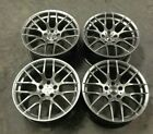 18x85 18x95 Avant Garde M359 Silver 18 Wheels Fit BMW E39 525 528 530 540