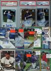 HUGE PREMIUM 1,000 CARD GRADED PATCH AUTO ROOKIE BASEBALL COLLECTION LOT LOADED