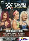 2017 Topps WWE Women's Division Factory Sealed Blaster Box-AUTO KISS RELIC