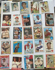 4500+ CARD HIGH END VINTAGE BASEBALL MANTLE CARLTON MAYS AARON