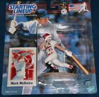 MARK McGWIRE 2000 MLB STARTING LINEUP - St. Louis Cardinals - Oakland A's