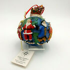 Christopher Radko 2001 Christmas Ornament Santas Around The World 5