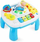 Baby Toys Musical Educational Learning Activity Table Center Toys for Toddlers
