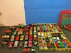 Vintage Hot Wheels Matchbox lot of 80 W CASE 1970s 80S GOOD TO USED COND