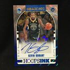 KEVIN DURANT WARRIORS 2018 2019 18 19 PANINI NBA HOOPS INK AUTOGRAPH AUTO