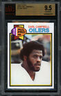 Top 10 Earl Campbell Football Cards 24
