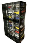 American Legends Diecast Lot 14 Cars Corvette Camero Mustang With Display Case
