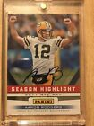 2012 Aaron Rodgers Auto Fathers Day Green Bay Packers Autograph Highlights