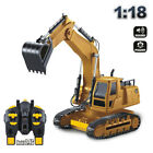 118 RC Truck 8 CH Full Functional Remote Control Excavator Construction Tractor
