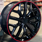 18 Wheels Gloss Black Fit Honda Accord Civic Prelude CRV 5x1143 SI Style Rims