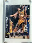 Kobe Bryant 1998 Upper Deck Starting Lineup Card. Secure Case Included!
